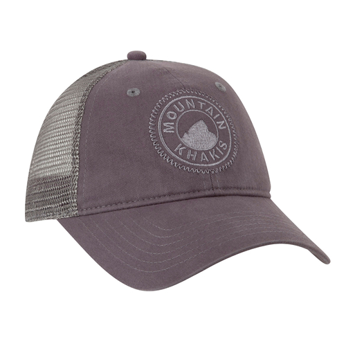 Outdoor-6 Panel Washed Mesh Back cap and hat (1)