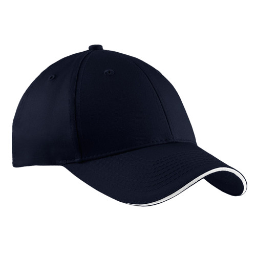Six panel sandwich cap (1)