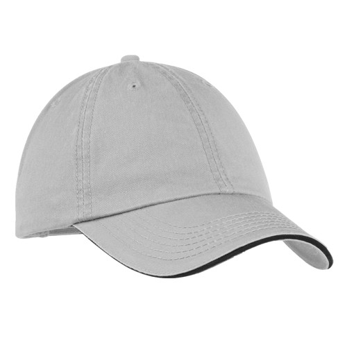 Six panel sandwich cap (2)