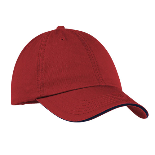 Six panel sandwich cap (3)