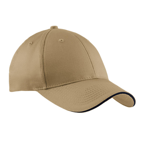 Six panel sandwich cap (5)