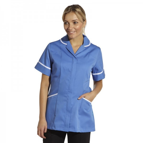 Ladies Hygiene & Cleaning Tunics Cleaning Uniforms-model