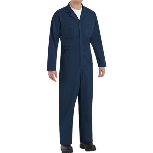high quality mens winter mechanic Coveralls-blue